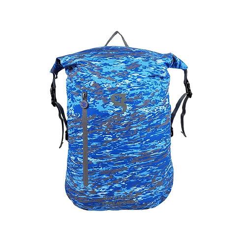 Endeavor 30L Lightweight Waterproof Backpack - Ocean geckoflage