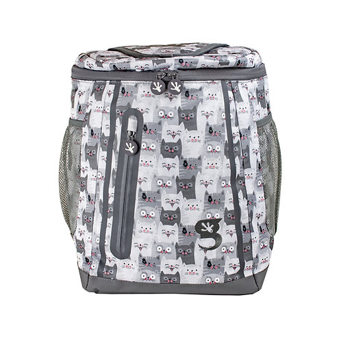 Opticool Backpack Cooler - Cats