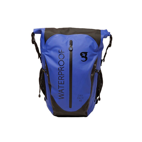 Paddler 45L Waterproof Backpack - Royal Blue