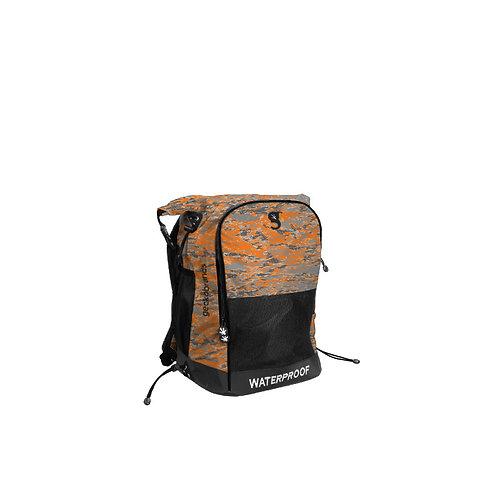 Dueler 32L Waterproof Backpack - Ember geckoflage