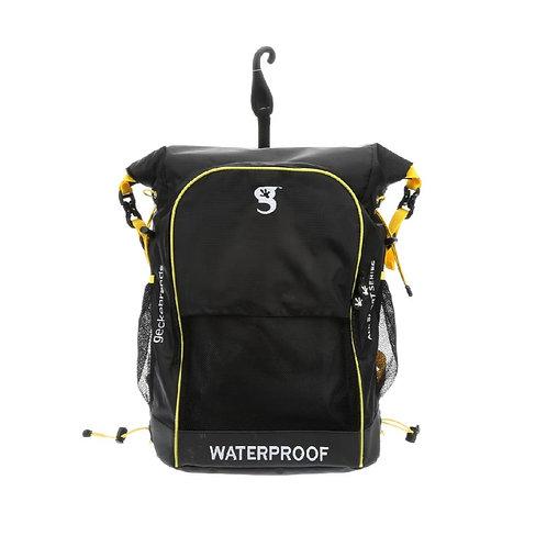 Dueler 32L Waterproof Backpack - Black/Yellow