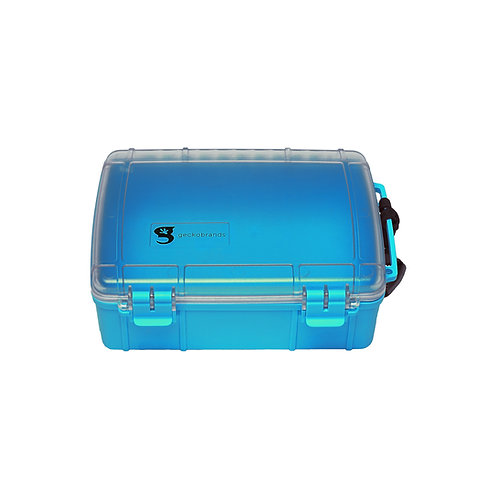 Waterproof Dry Boxes - Large - Neon Blue