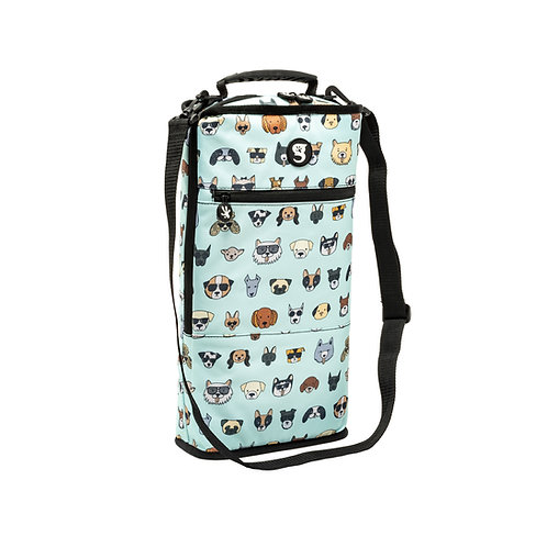 Verticool Cooler -  Summer Dogs - Fits up to 9 cans