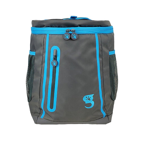 Opticool Backpack Cooler - Neon Blue