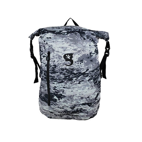 Endeavor 30L Lightweight Waterproof Backpack - Artic geckoflage