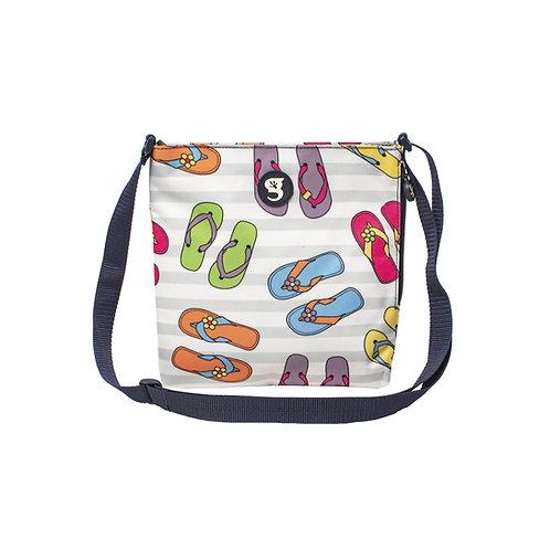 Crossbody Bag - Flip Flop Toss