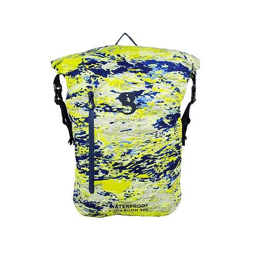 Endeavor 30L Lightweight Waterproof Backpack - Mahi geckoflage