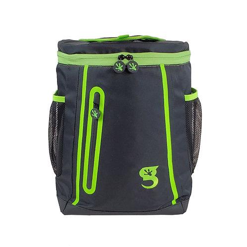 Opticool Backpack Cooler - Black/Neon Green