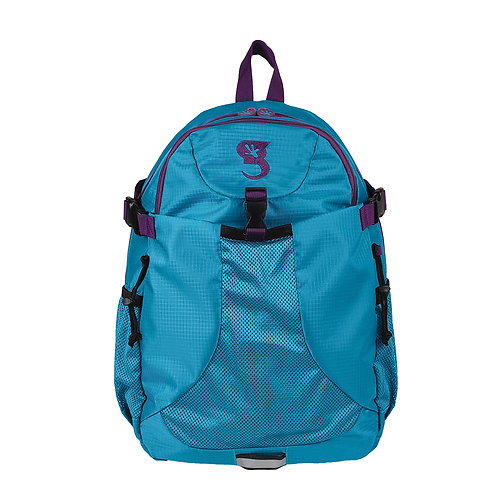 Limitless Backpack - Teal/Purple