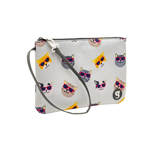 Swim / Small Utility Bags - Summer Cats