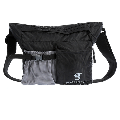 Tour Shoulder Sling Pack - Black/Grey