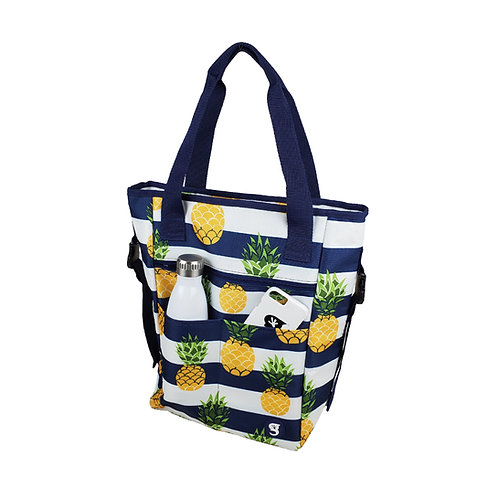 Convertible Tote & Backpack - Pineapple