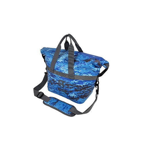 Tote Dry Bag Cooler - Ocean geckoflage