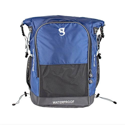 Dueler 32L Waterproof Backpack - Navy/Grey