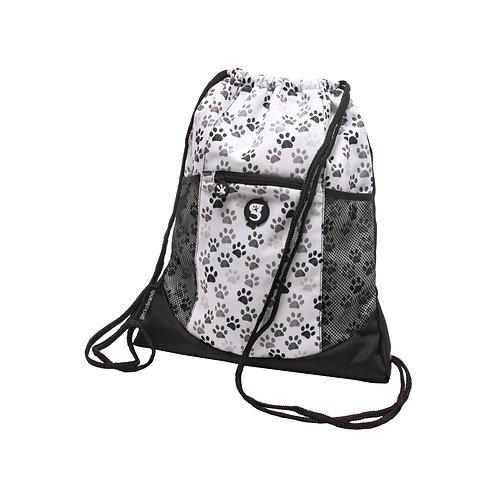 Drawstring Backpack - Paws