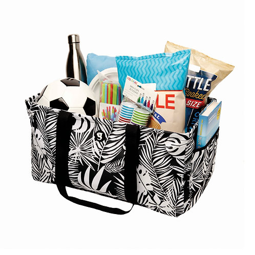 Large Utility Tote - Palm