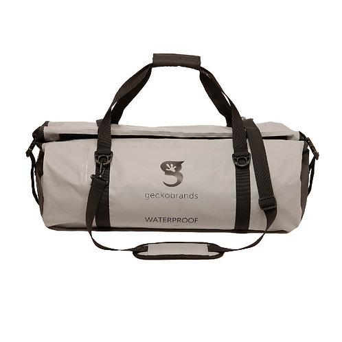Waterproof 50L PVC Duffel - Grey