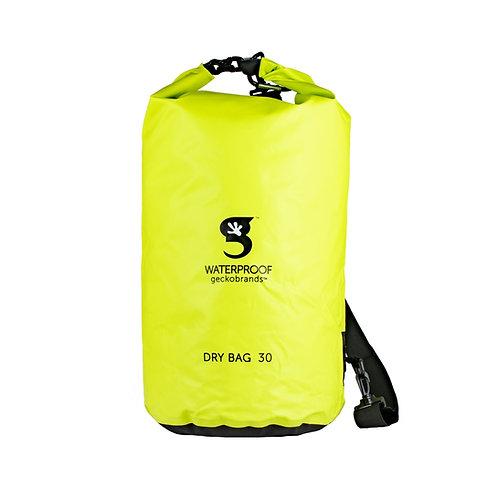 Tarpaulin Dry Bag 30L - Neon Green