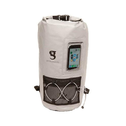 Hydroner 20L Waterproof Backpack - Grey/Black