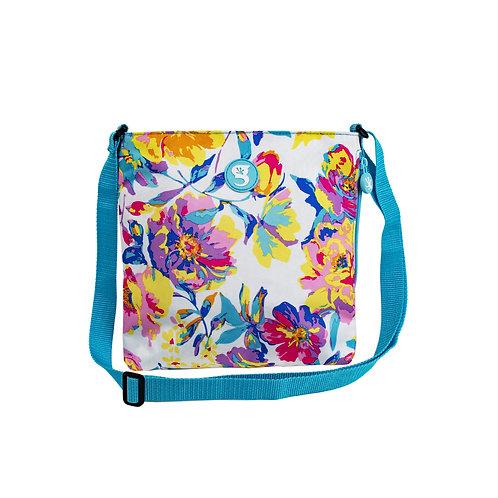 Crossbody Bag - Watercolor Floral