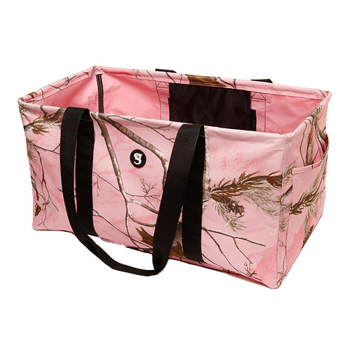 Large Utility Tote - Realtree Pink Camo
