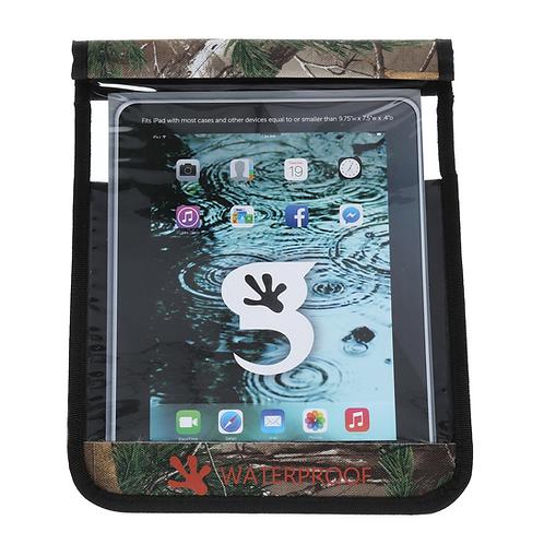 Waterproof iPad/Large Tablet Dry Bag - Realtree Xtra Camo