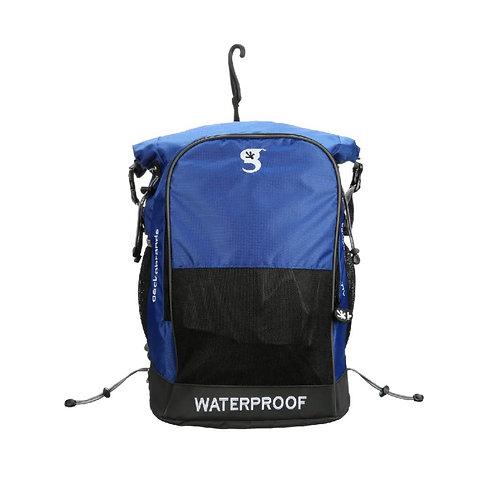 Dueler 32L Waterproof Backpack - Royal Blue/Grey