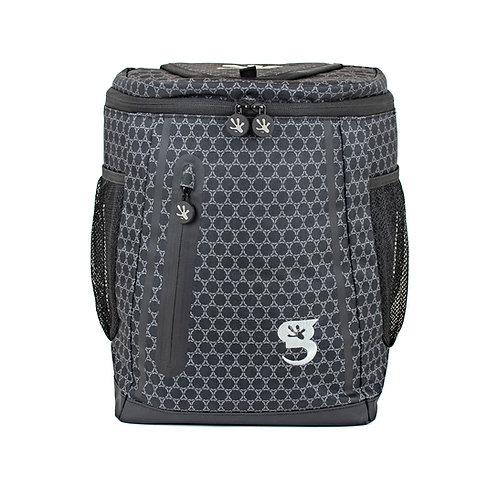 Opticool Backpack Cooler - Black Honeycomb