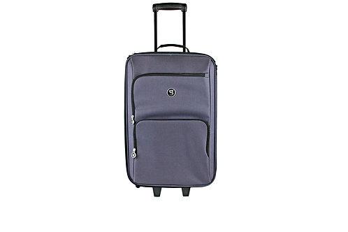 Carry On Luggage - Heather Grey