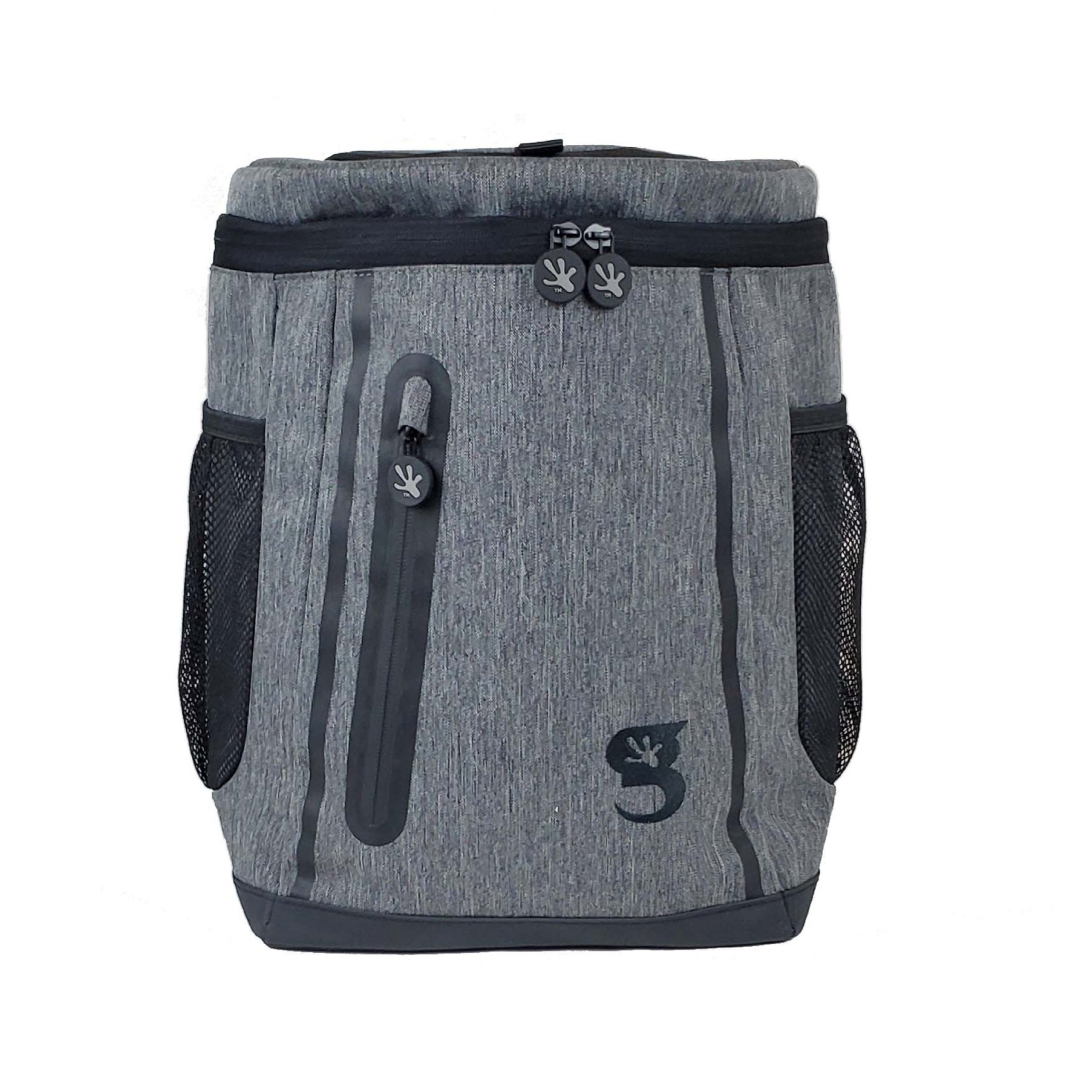 Easy Access Lid Holds/ Up to 24/ Cans or/ 18/ Bottles geckobrands/ Opticool Backpack/ Cooler 3 Pockets