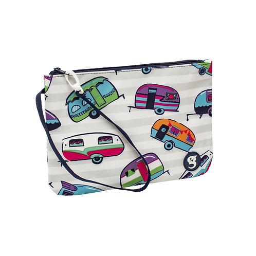Swim / Small Utility Bags - Camper Stripe