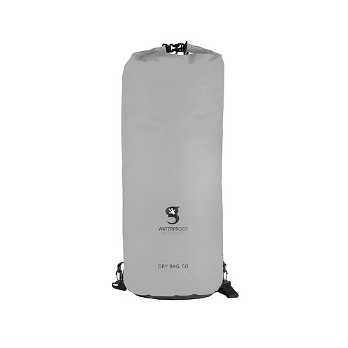 Tarpaulin Dry Bag 60L - Grey