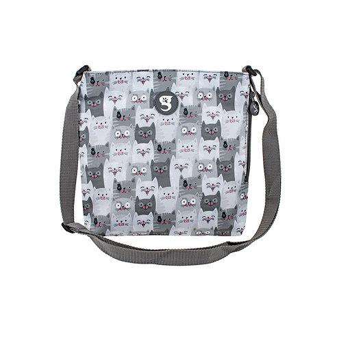 Crossbody Bag - Cats