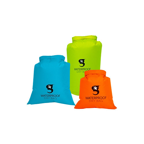 Lightweight Compression Dry Bag 3-pack