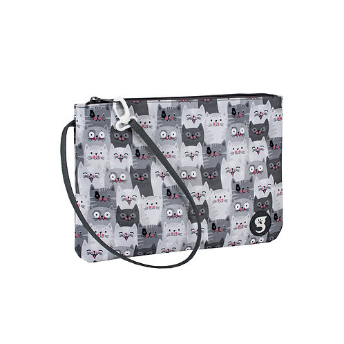 Swim / Small Utility Bag - Cats