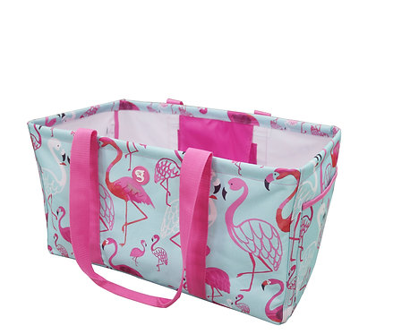 Large Utility Tote - Flam