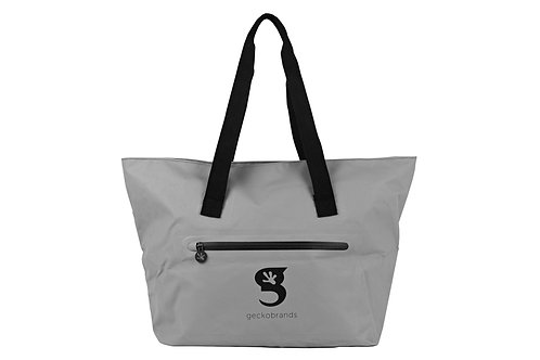 Escape Waterproof Beach Tote - Grey