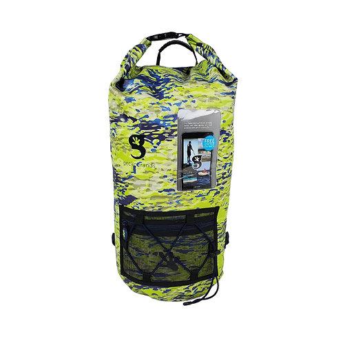 Hydroner 20L Waterproof Backpack - Mahi geckoflage