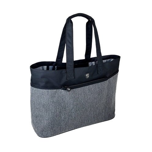 Oversized Beach Tote - Everyday Grey