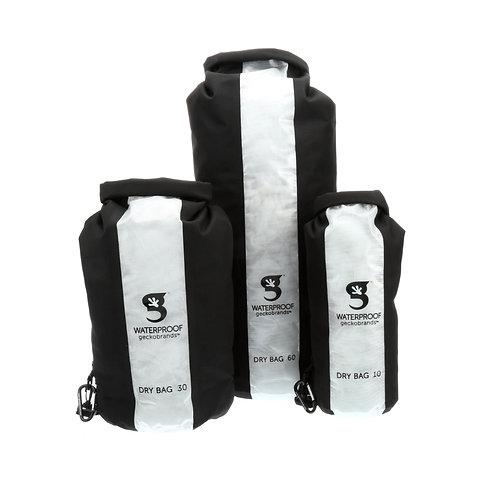 Durable View Dry Bags 5L, 10L, 20L, 30L, 60L