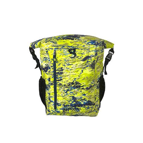 Paddler 30L Waterproof Backpack - Mahi geckoflage