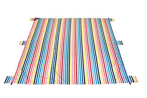 Lightweight Waterproof Blanket - Sunset Stripe