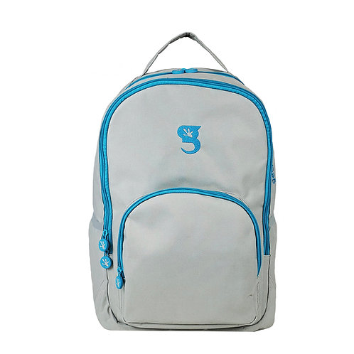 Focus Backpack - Grey Turquoise