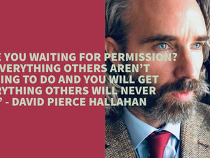 Waiting For Permission?