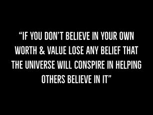 Don't Believe?