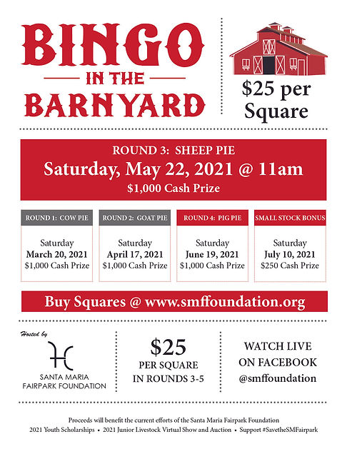 Barnyard Bingo Flyer - Round 3 for Websi