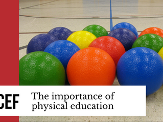 Let's Get Physical (Education)!
