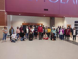 Mini Grants - Collierville High School.j