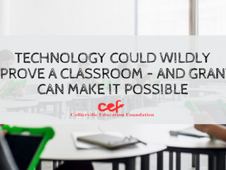 Technology could wildly improve a classroom – and grants can make it possible