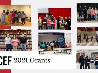 CEF awards almost $60,000 in grants